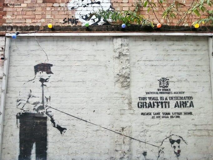 Shoreditch Banksy