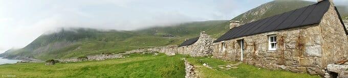 The village, St Kilda