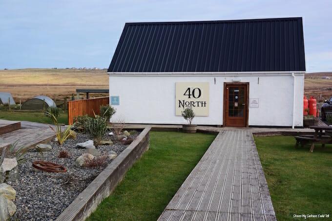 40 North Foods Isle of Lewis