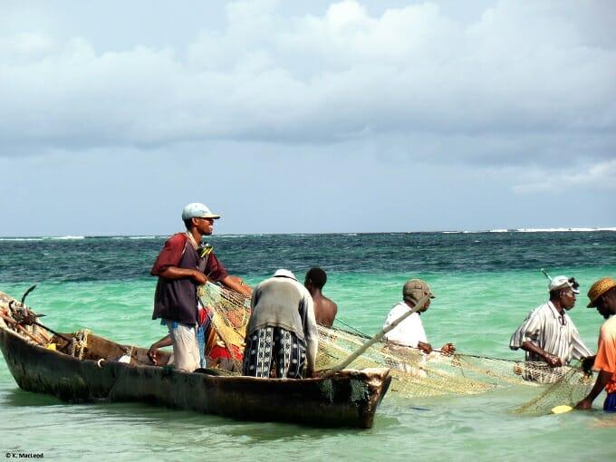 Fishing in the Indian Ocean