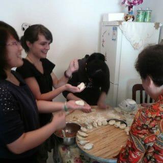 Tianjin dumplings