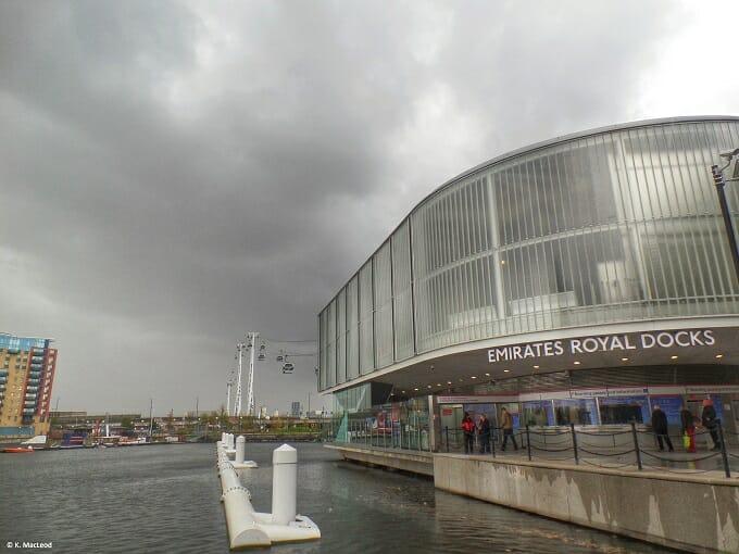 Emirates Royal Docks, London