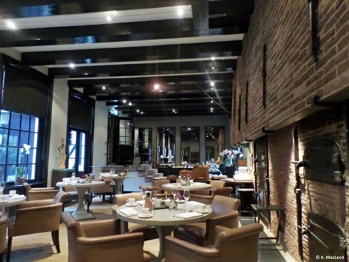 Restaurant Vinkeles, The Dylan Amsterdam