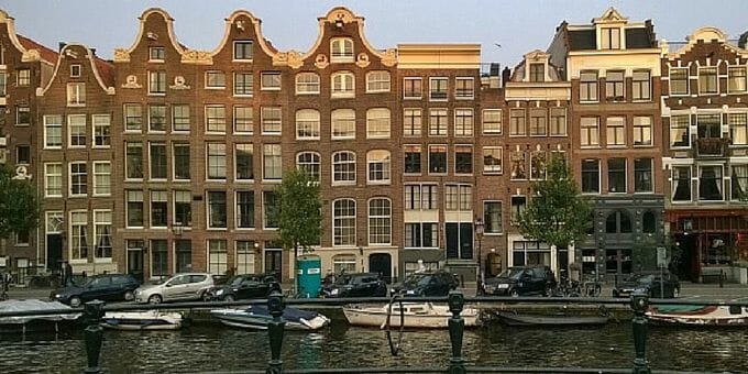 Two Days (on Two Wheels) in Amsterdam