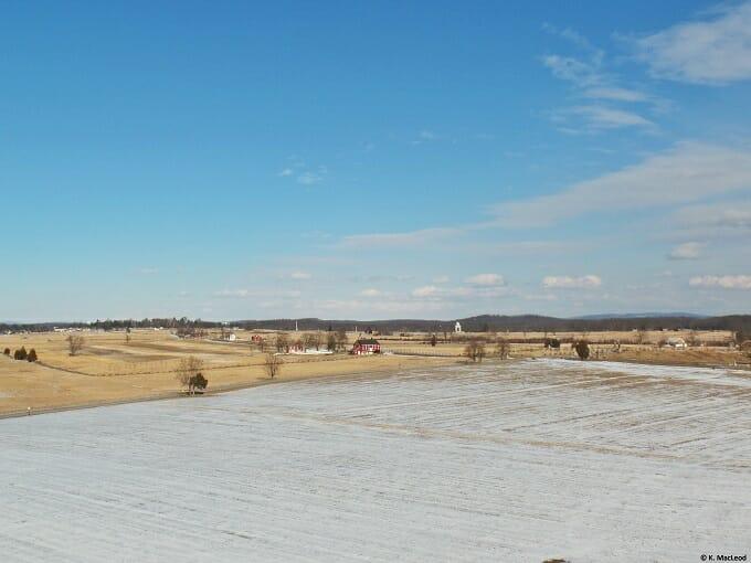 Gettysburg Countryside