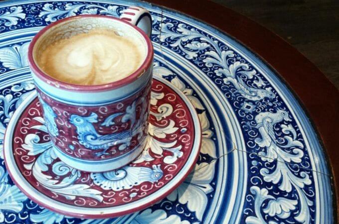 Coffee at La Colombe Torrefaction, Philadelphia