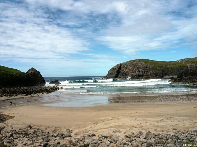Dailbeag Beach Isle of Lewis
