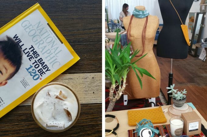 Cafe Volan and Red Moon Boutique