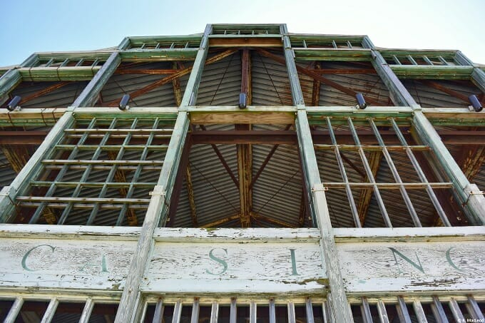 Convention Center Ruin, Asbury Park