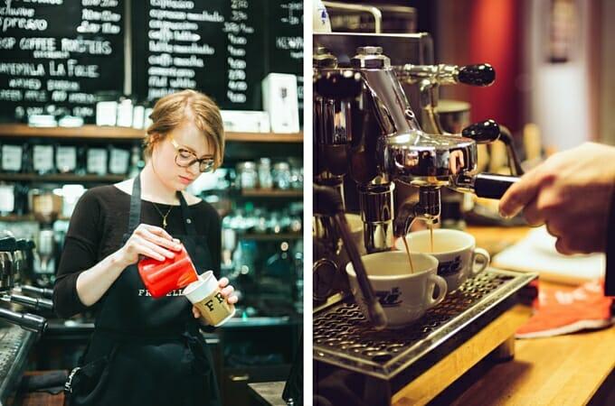 Coffee culture in Helsinki