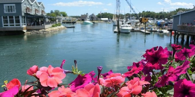 A Weekend of Sunshine and Seafood in Kennebunk, Maine