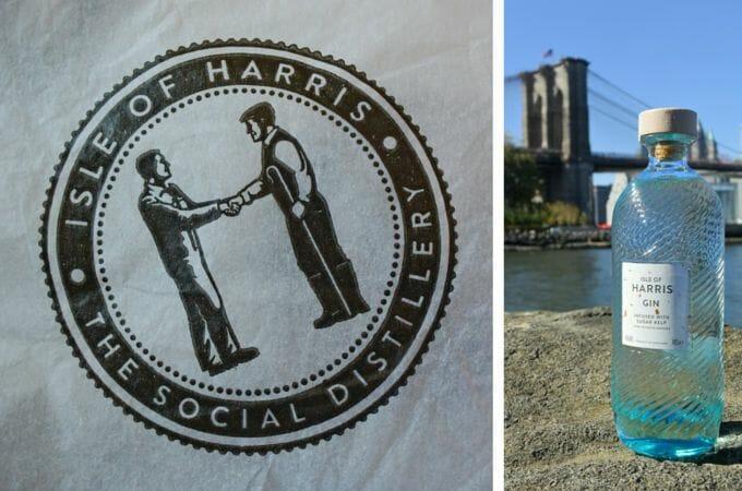 Isle of Harris Gin in NYC