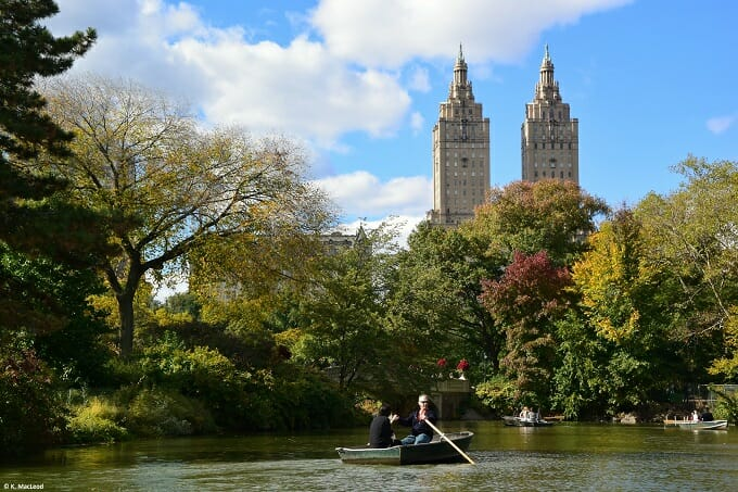 The-Lake-and-Central-Park-West