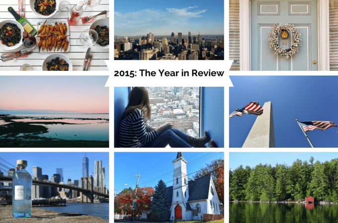 2015 The Year in Review