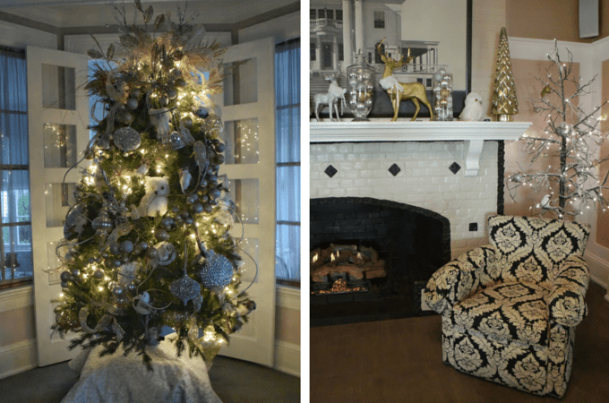 Christmas at Peter Shields Inn