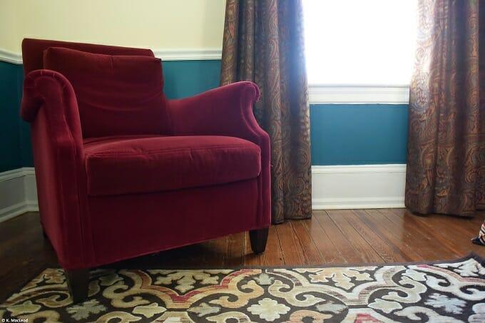 Peter Shields Inn Bedroom 1