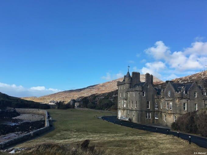 Amhuinnsuidhe Castle, Isle of Harris