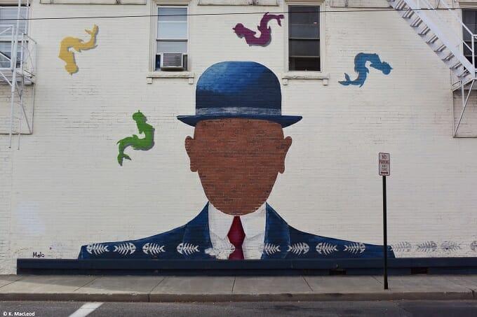 Beacon street art