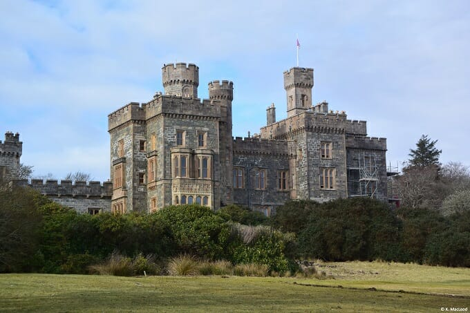 Lews Castle Grounds, Outer Hebrides