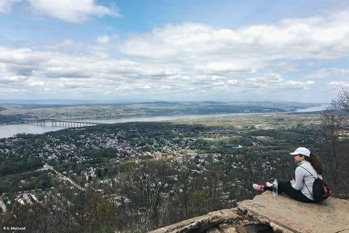 Mt Beacon overlook