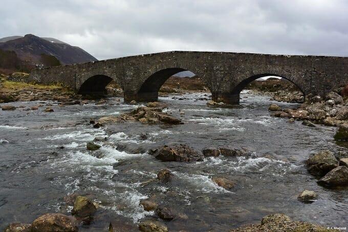 Sligachan Bridge, Isle of Skye