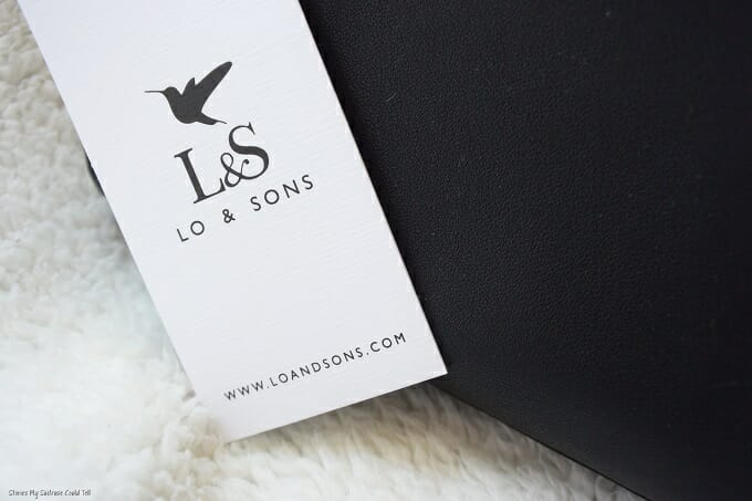 Lo and Sons Pearl logo