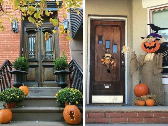 Halloween deocorations