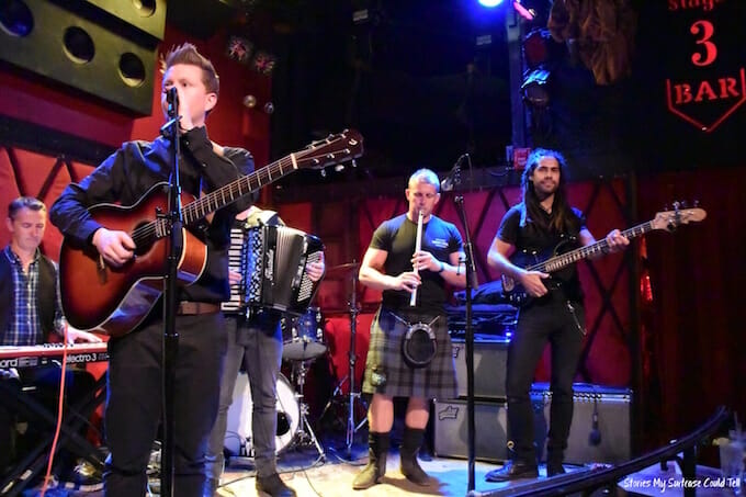 Skerryvore Rockwood Music Hall