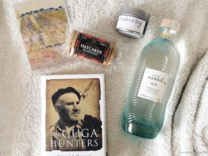 Souvenirs from Scotland's Outer Hebrides