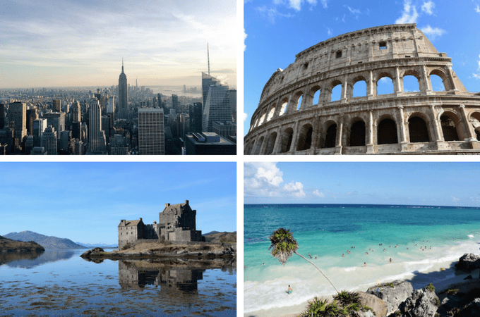 2016 Travels