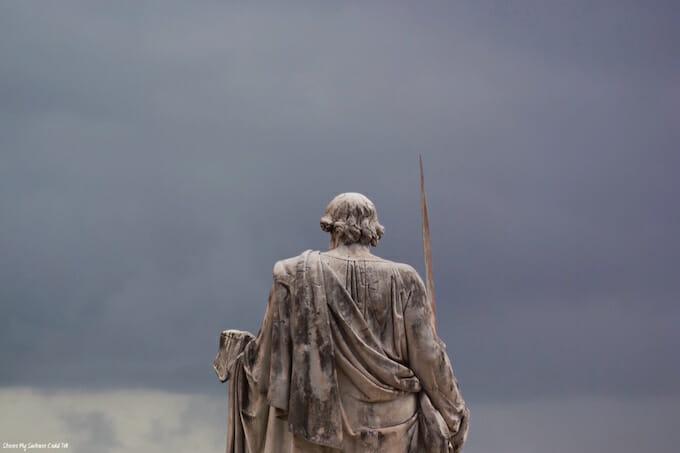 Vatican St Peter Statue