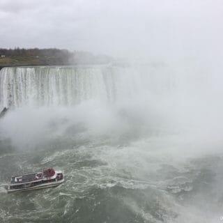 Sailing to Niagara Falls: A Travel Video