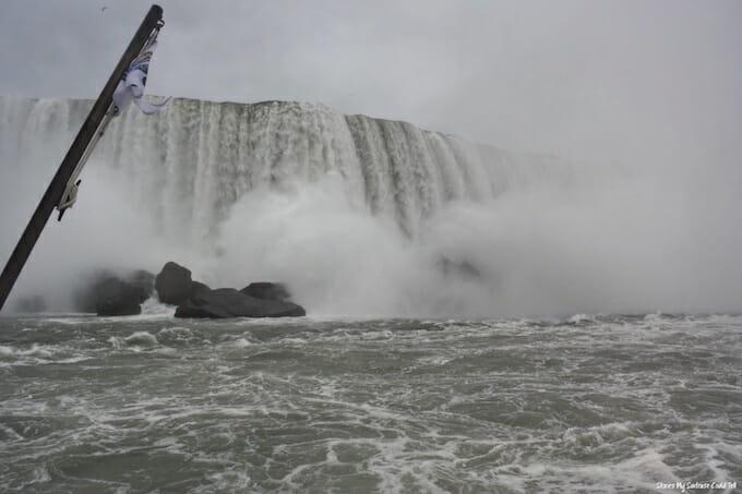 Cruise to Niagara Falls