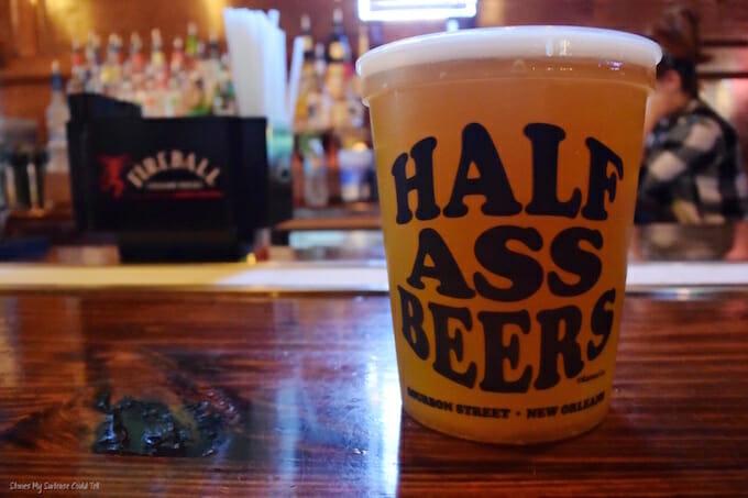 Bourbon Street Beer