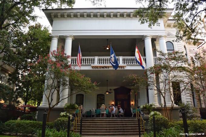 Columns Hotel New Orleans