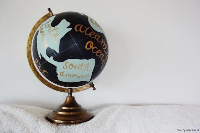 Anthropologie globe