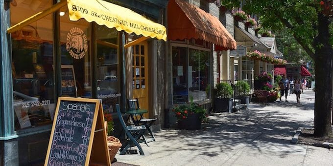 Discovering The Charms of Chestnut Hill