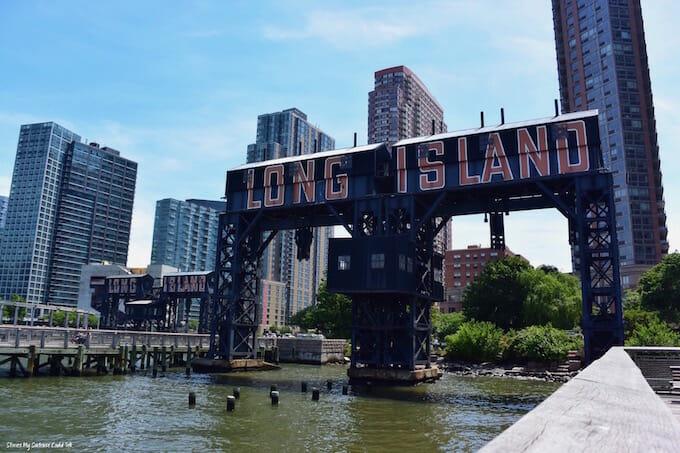 Long Island City sign