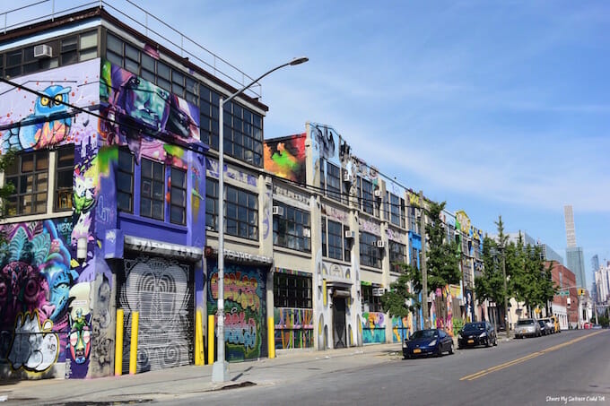 Long Island City street art
