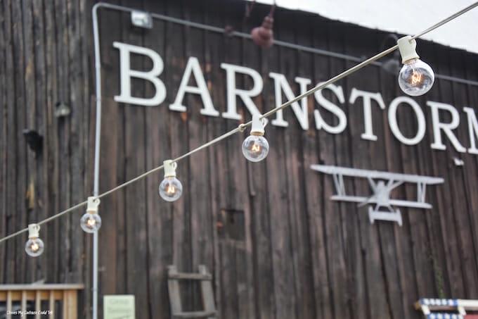 Baronstormer Winery Lights