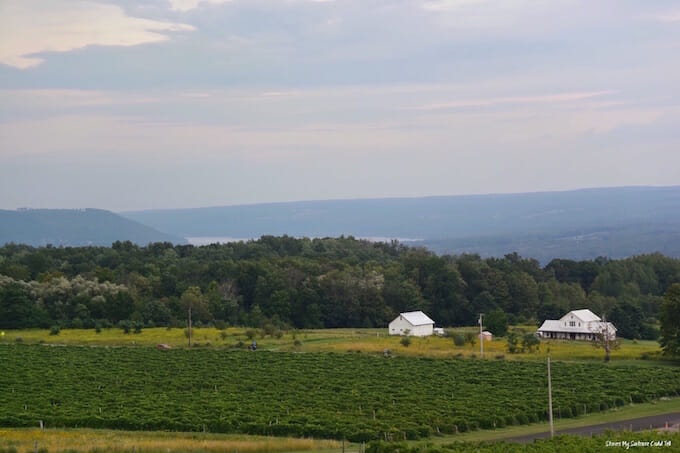 Finger Lakes Wineries Keuka Lake