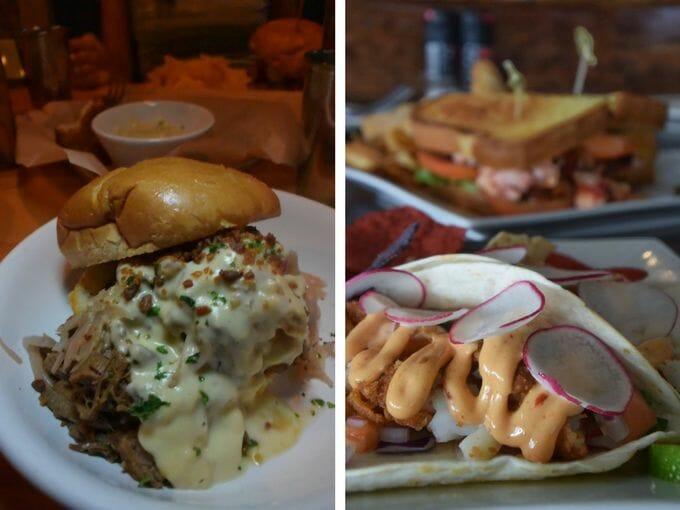 Finger Lakes region food