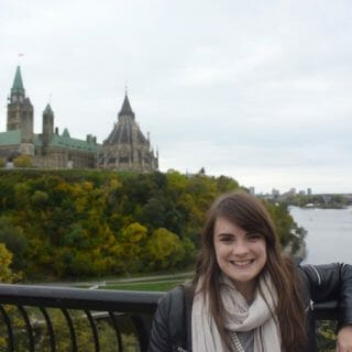 Katie in Ottawa