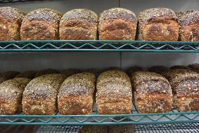 Bread at Art Is In Bakery