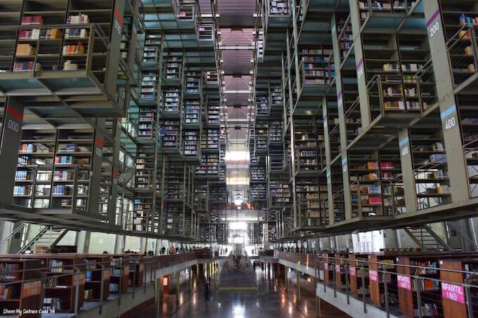 Mexico City library