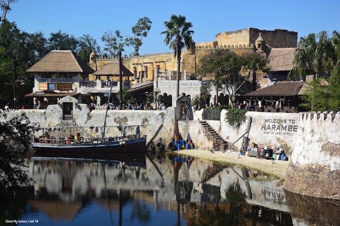 Harambe Walt Disney World Florida