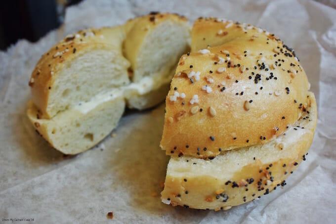 New York City bagel