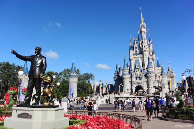 Walt Disney World Florida Castle