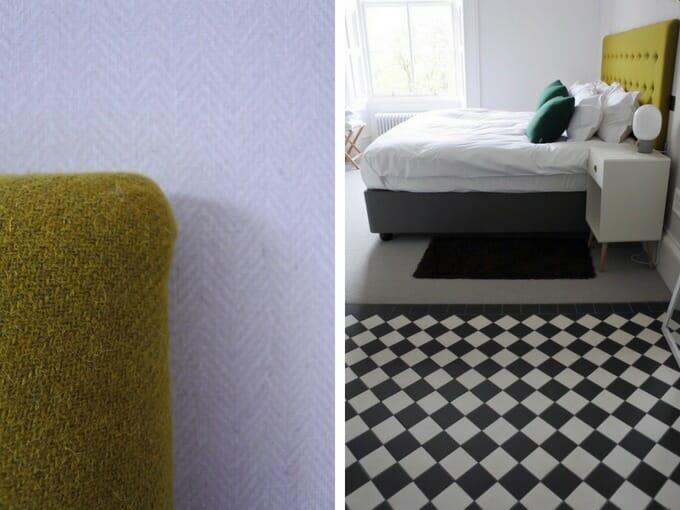 Lews Castle Bedroom