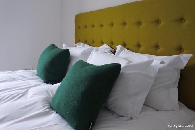 Lews Castle bed